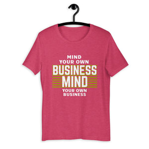 MYOB_Secret_of_Life_Tshirt_Short-Sleeve Unisex