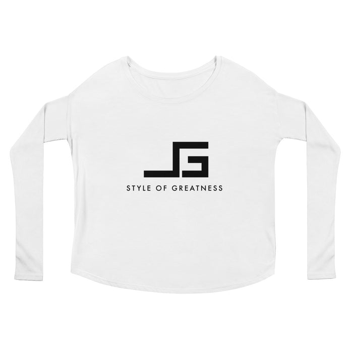 Style of Greatness Ladies' Long Sleeve Tee