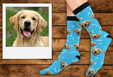 Custom Dog Socks - Coupons