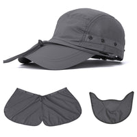 360 UV Protection Fishing Cap - 2 Pack