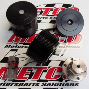 Metco Upper Supercharger Pulley Kit