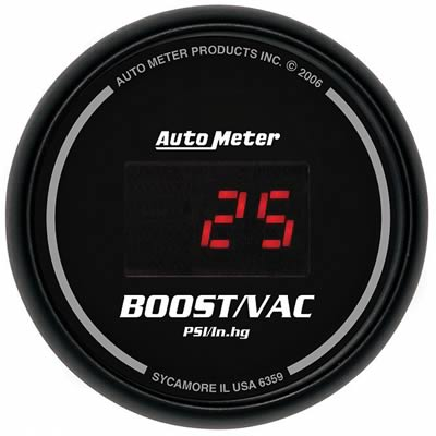 AutoMeter Sport-Comp Digital Series Gauges 6359