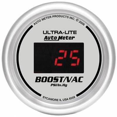 AutoMeter Ultra-Lite Digital Series Gauges 6559