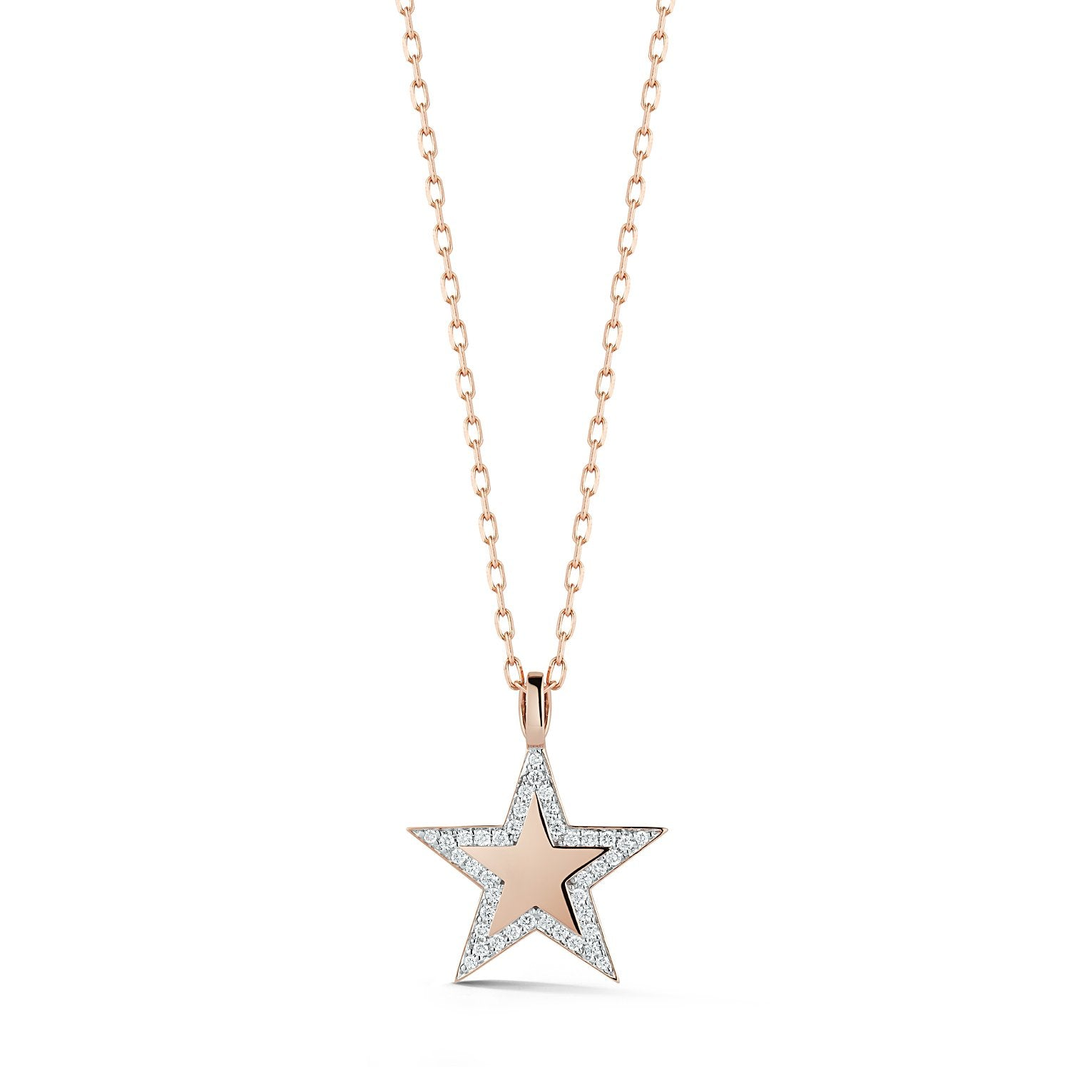 The Ashleigh Bergman Collective x Walters Faith Diamond Edge Large Star Charm