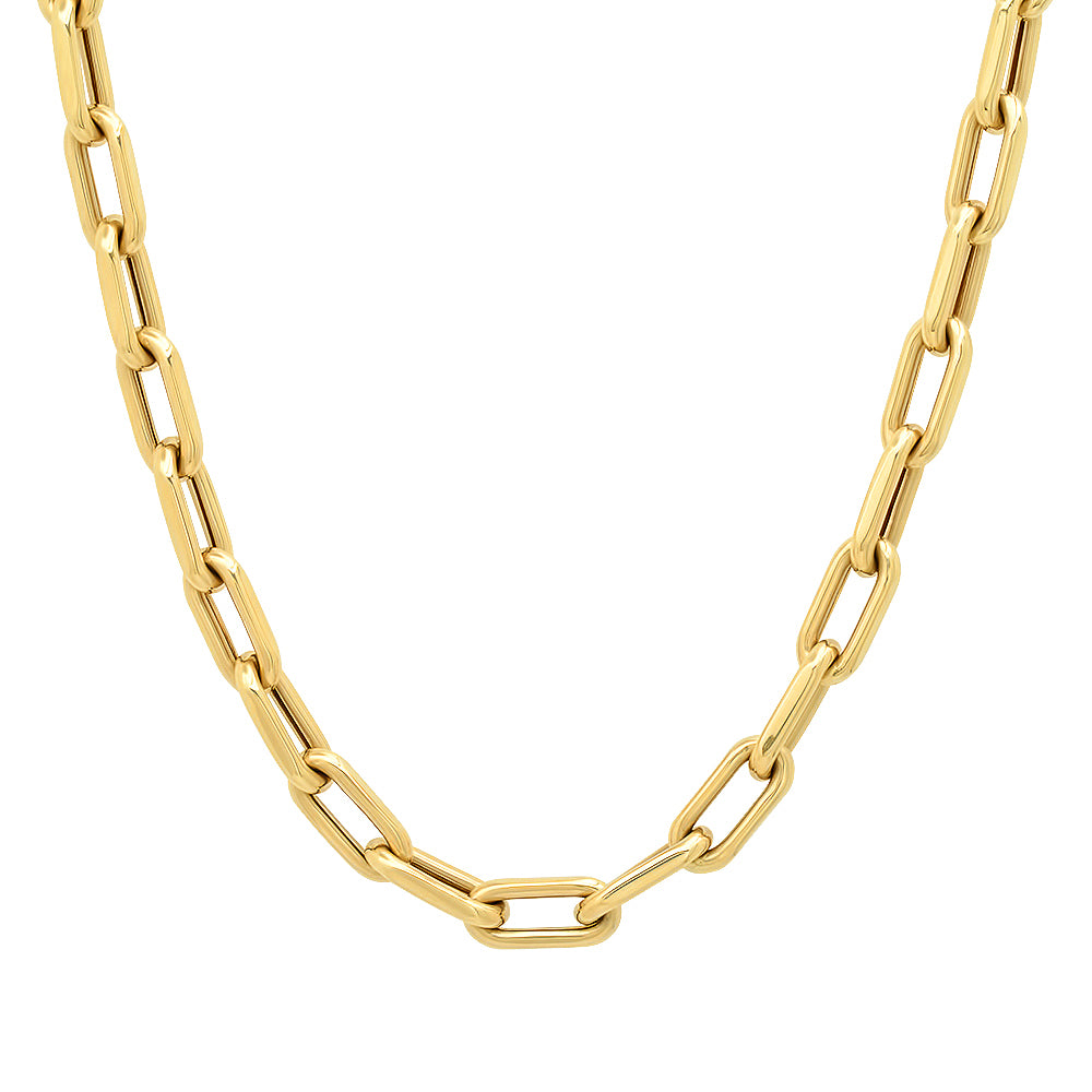 Grande Luxe Link Gold Chain