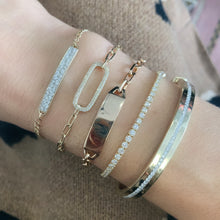 Diamond ID Bracelet