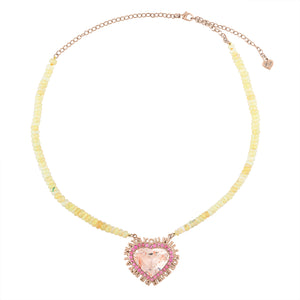 Eden Presley Heart Necklace