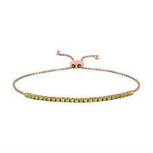 Pixie Adjustable Tennis Bolo Bracelet