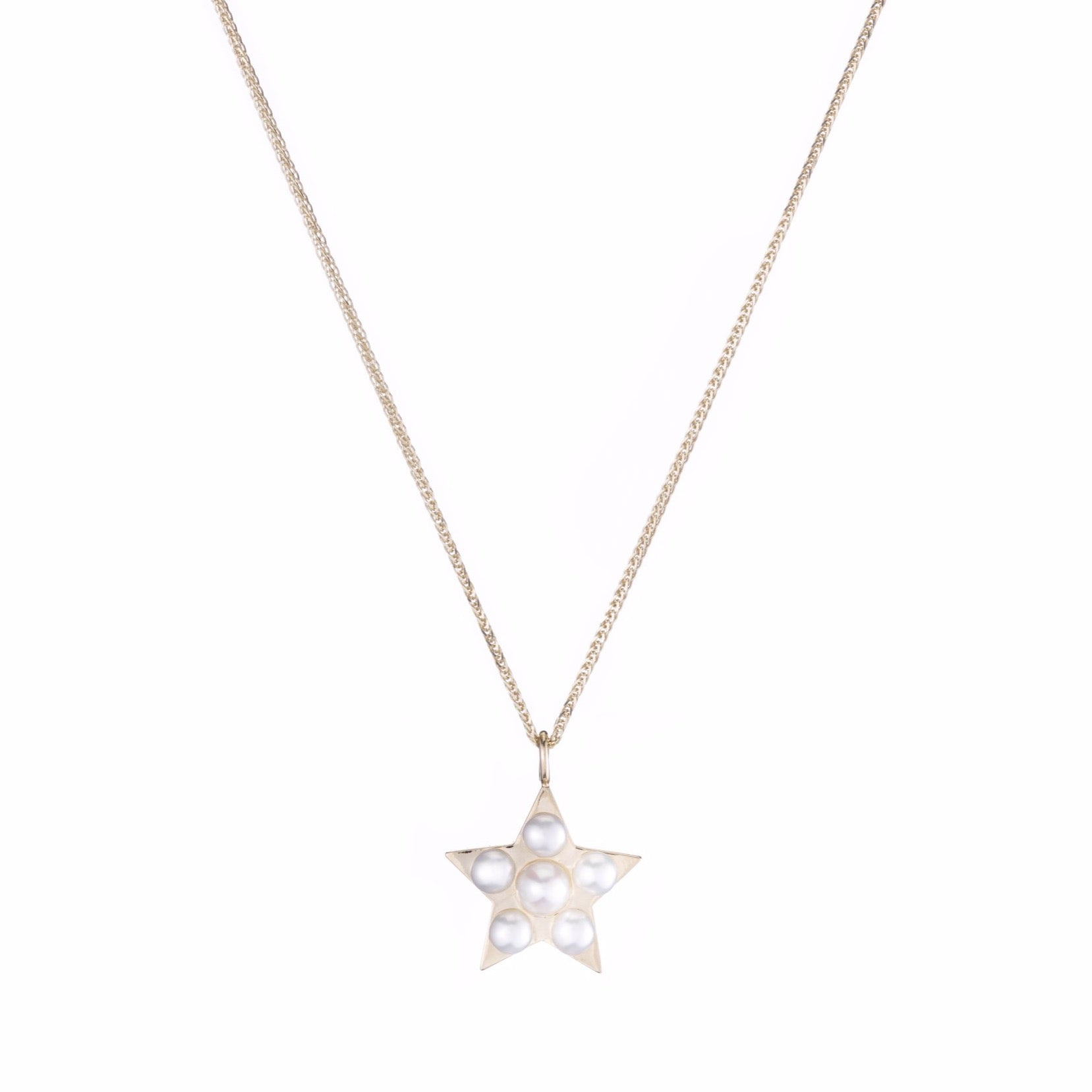 Lido Star Pearl Pendant Necklace