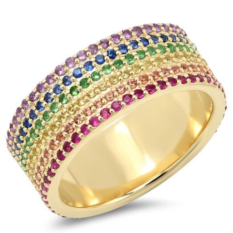Eriness Rainbow Cigar Band