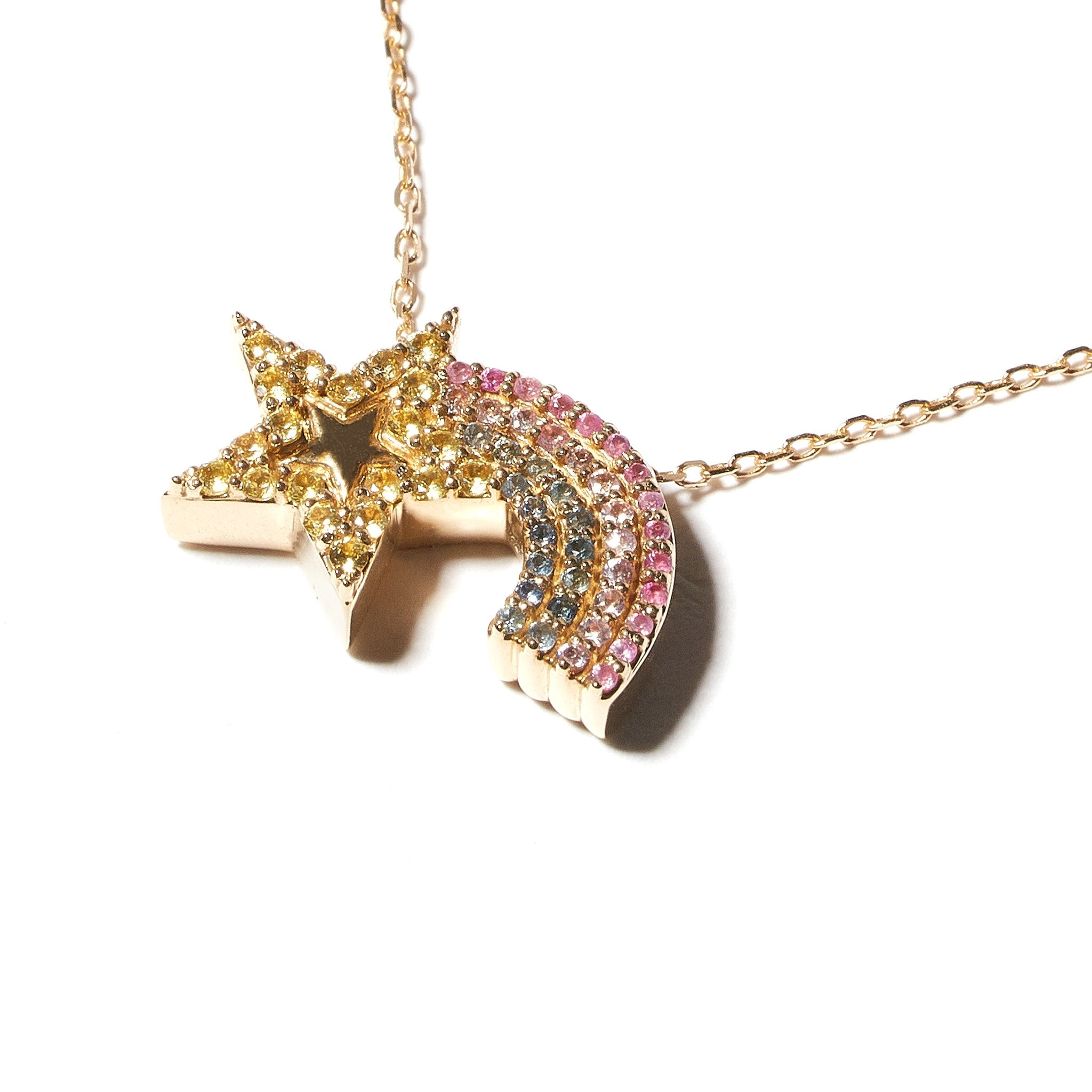 JuJu Shooting Star Necklace