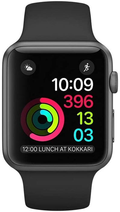 Apple Watch Series 2 38mm Aluminium