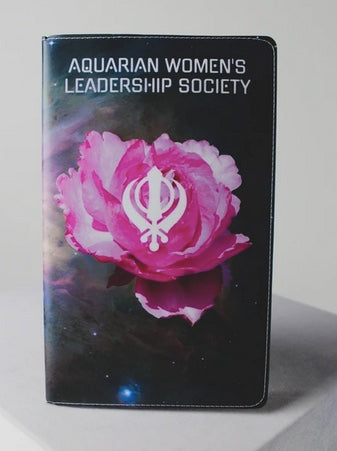 Aquarian Women's Leadership Society moleskin Notebook