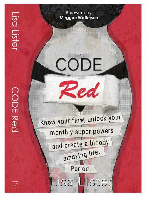 Lisa Lister Code Red Book