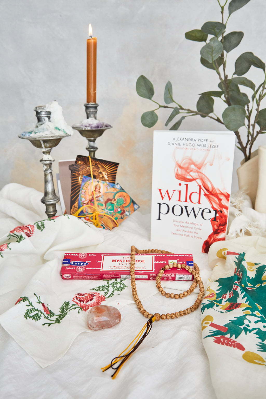 ALTAR KIT MYSTIC ROSE Gift Set