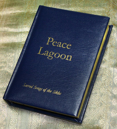 Peace Lagoon Book