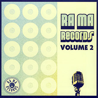 RA MA Records Volume II CD