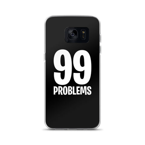 Fortnite - 99 Problems - Samsung Case - Black