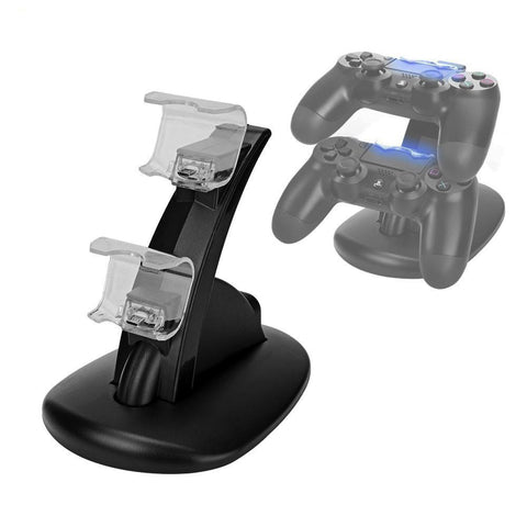 Dual USB Charge Dock For PS4 Controller