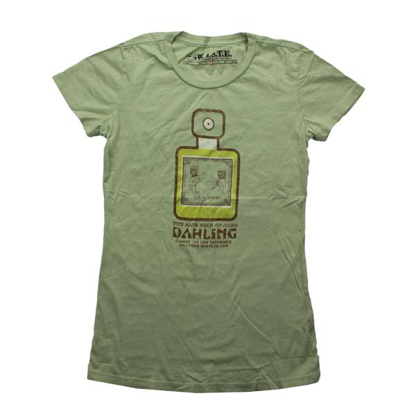 NEW FRAGRANCE WOMENS T-SHIRT