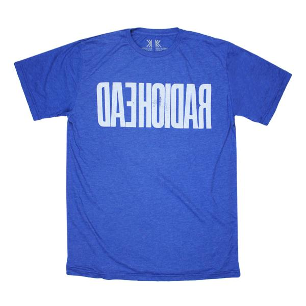 BLUE DAEHOIDAR T-SHIRT