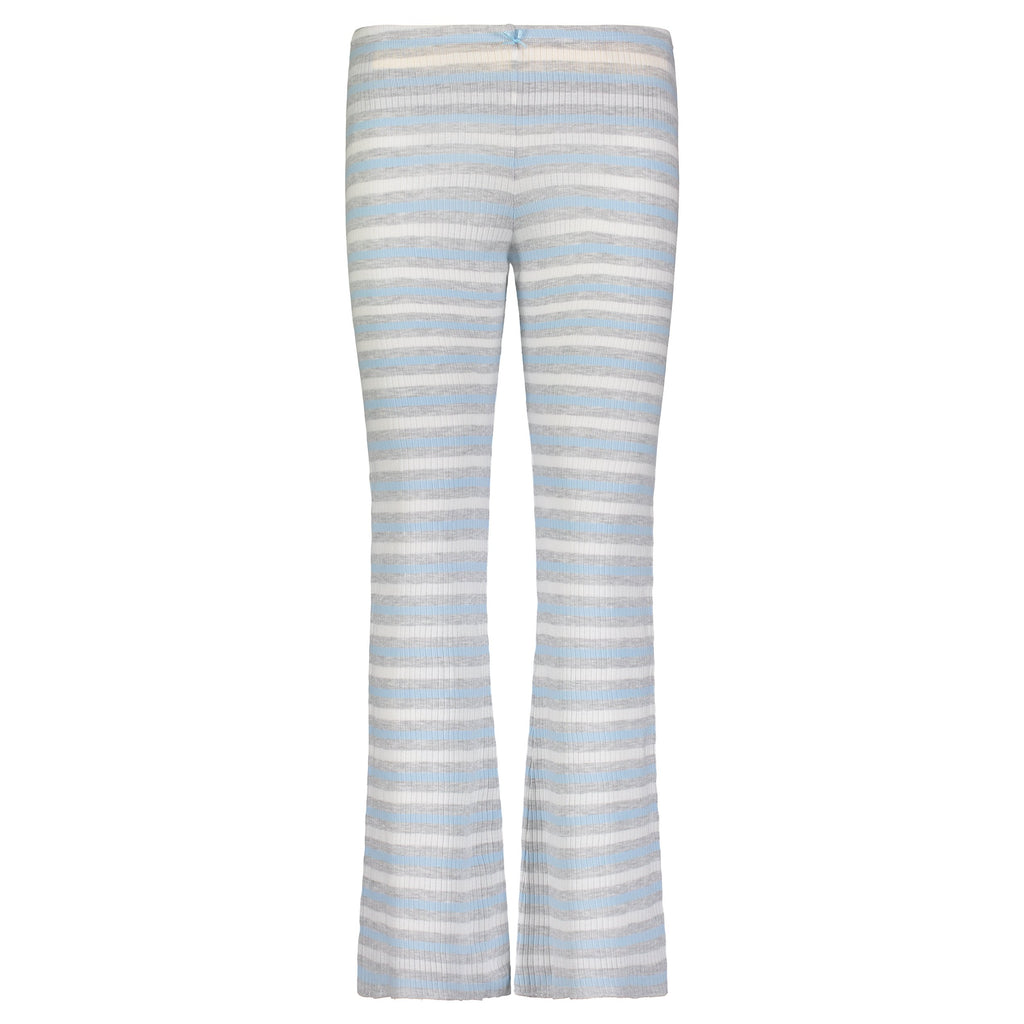 PANT Light Blue and Grey Lee Stripe
