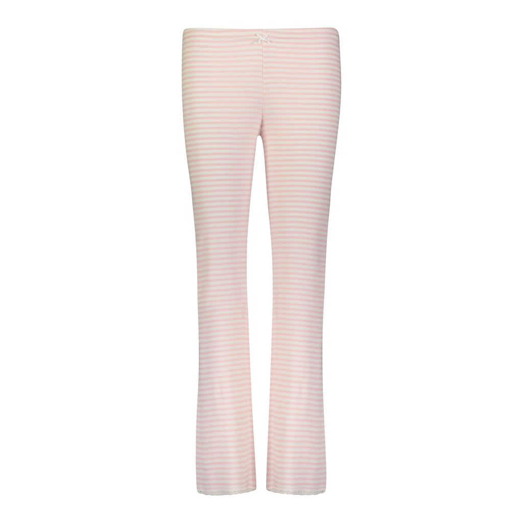 PANT Pink Sailor Stripe