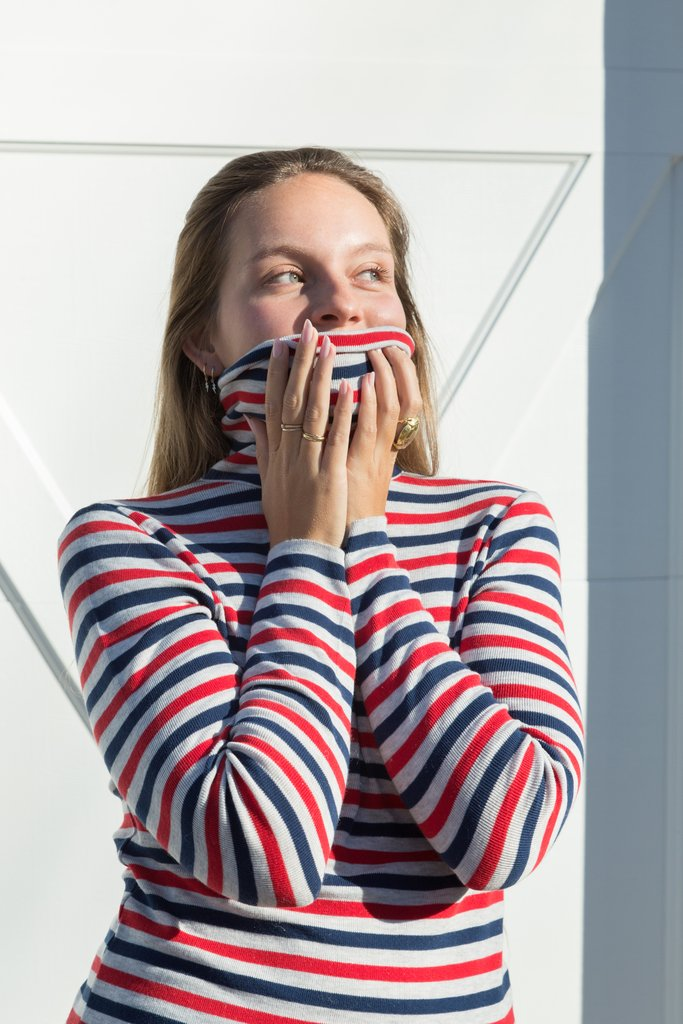 GIGI STRIPE GROUP LOOKBOOK