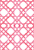 2019 Holiday Red Lattice Wrapping Sheets