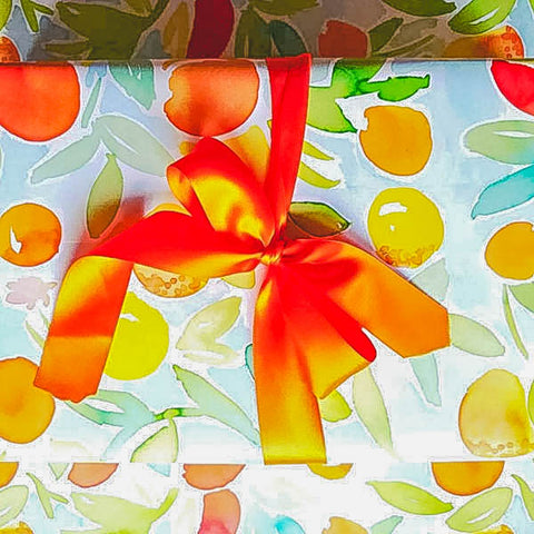 Citrus Wrapping Sheets