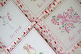 Baby Girl Milestone Card Set