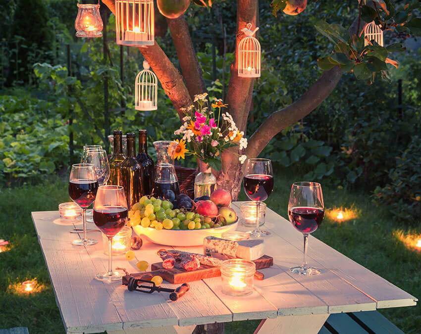 Garden Party | Outdoor Party Ideas