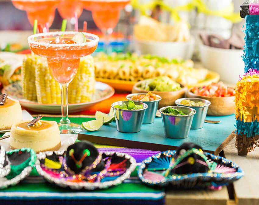 Taco Party | Outdoor Party Ideas