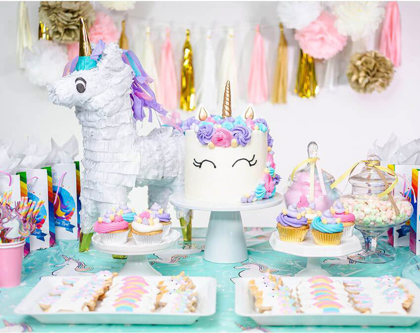 Unicorn Party | Outdoor Party Ideas