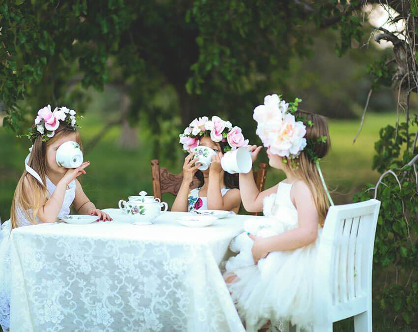 Wildflower Party | Outdoor Party Ideas