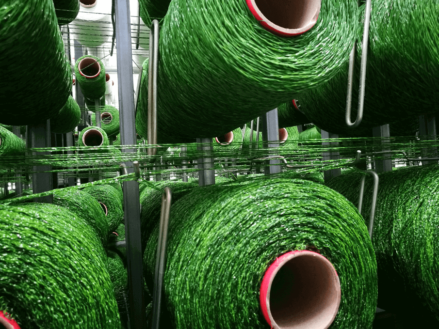 What is Artificial Grass made of
