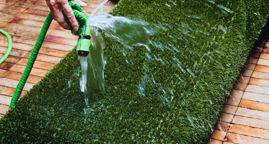 How to clean any dog grass pads