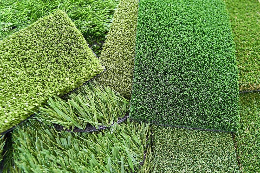 Is recycled artificial grass still usable?