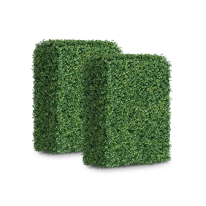 Boxwood Milan Artificial Hedge