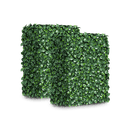 Heart Leaf Artificial Hedge