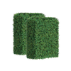 Boxwood Clover Artificial Hedge