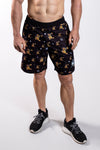 1PB - Pineapple Workout Shorts
