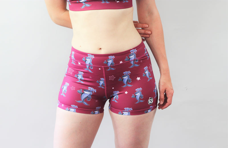 1PB - Whale Booty Shorts