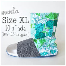 BOOTIES BUNDLE Young Child and Adult Menta Booties