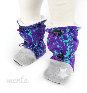 Overall Menta Booties Baby & Toddler