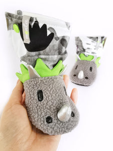 Baby Triceratops Add-on