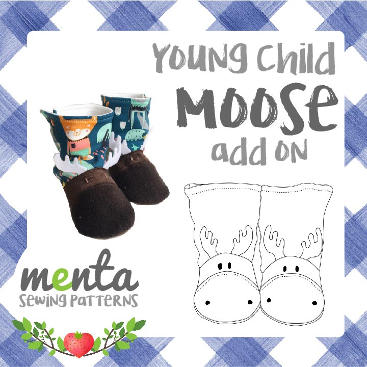Young Child Moose Add-on