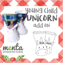 Young Child Unicorn Add-on