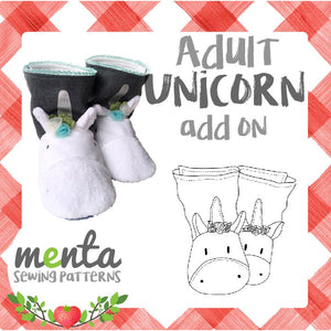Adult Unicorn Add on