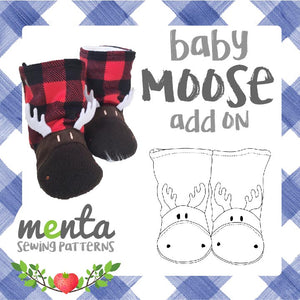 Baby Moose Add-on